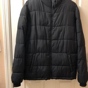 Men's Old Navy Hoodless Puffer Jacket